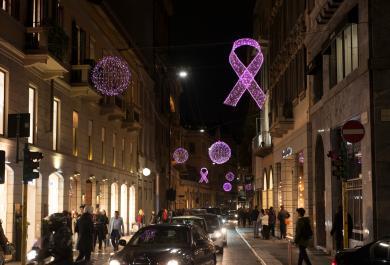 Il 1 ottobre a Milano lo shopping si tinge di rosa