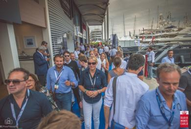 26° Monaco Yacht Show