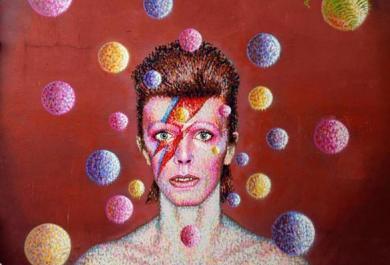 A Monaco una mostra dedicata a David Bowie