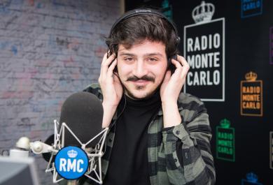 Le foto di LEONARDO LAMACCHIA in gara al Festival di Sanremo 2017