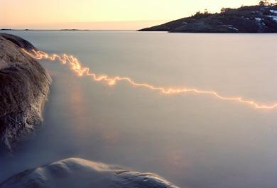 Le foto a lunga esposizione: i panorami prendono vita