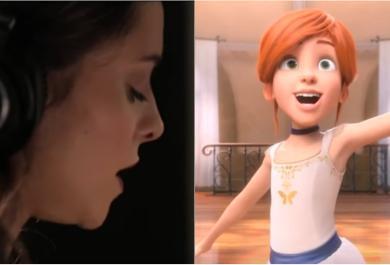"""Francesca Michielin canta """"Tu sei una favola"""" nel film """"Ballerina"""": il video"""