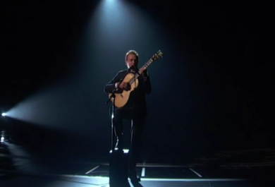 Sting agli Oscar: il video