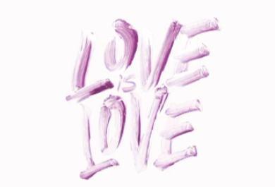 Love is Love? Ecco come 120 artisti hanno voluto celebrare l'amore