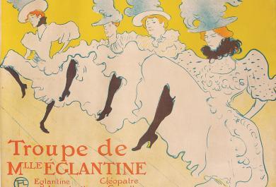 Toulouse-Lautrec. La Belle Époque