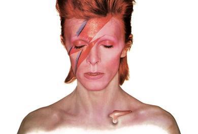 David Bowie:  il suo volto su un orologio di lusso