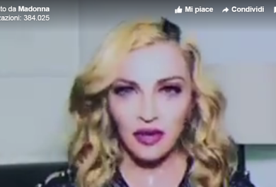 Madonna cerca un trainer. Anche italiano