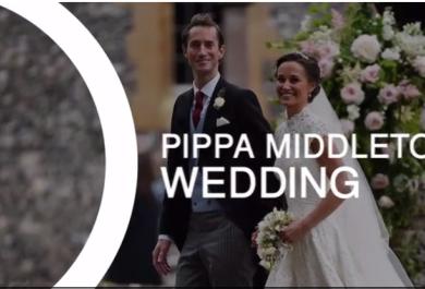 Alle nozze di Pippa Middleton i camerieri erano modelli ( e altre rivelazioni)