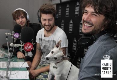 RMC festeggia la giornata mondiale dei cani in ufficio: guarda le foto più belle dei nostri dj con i loro quattro zampe!