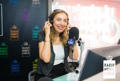 La dottoressa Stefania Piloni ospite di RMC: le foto più belle