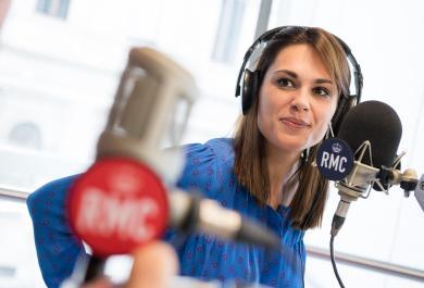 Marta Perego ospite di RMC: le foto più belle