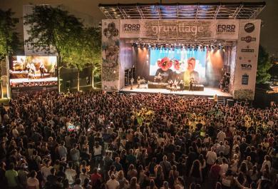 Clean Bandit: il live al GruVillage Festival