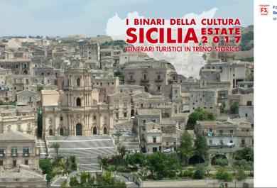 Torna il treno del barocco: su carrozze d'epoca tra le meraviglie della Sicilia