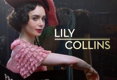 Phil Collins: la figlia Lily protagonista del nuovo film tratto da Fitzgerald