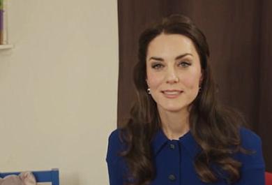 Kate Middleton appare in pubblico: per lanciare un messaggio molto importante per tutti i genitori