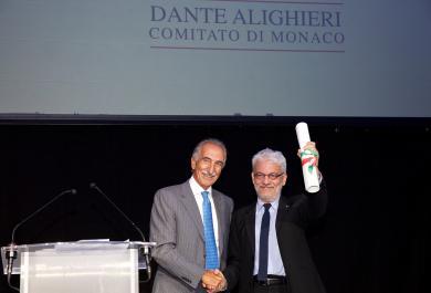 Celebrata la giornata mondiale della Dante