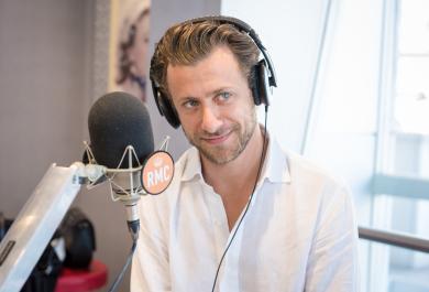Francesco Carrozzini ospite di RMC