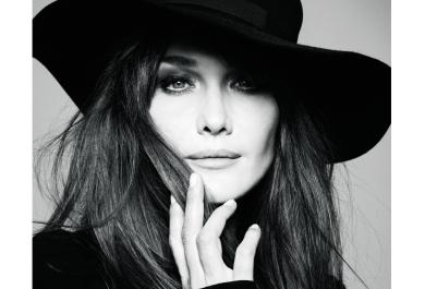 "Carla Bruni: RMC ti presenta in anteprima l'album ""French Touch"""