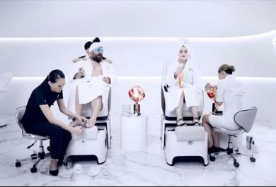Madonna: arriva negli USA la sua linea di creme di bellezza