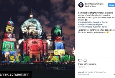 Emozioni e magia: vi facciamo sognare con il Festival delle luci di Berlino!