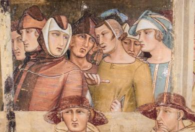 Ambrogio Lorenzetti:  a Siena un'emozionante mostra. RMC è radio ufficiale