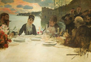 Da De Nittis a Gemito. I napoletani a Parigi negli anni dell'impressionismo