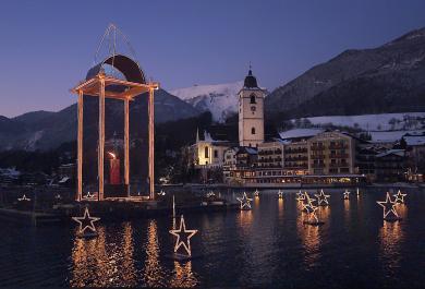 Natale: tra mercatini e splendidi paesaggi nel Salisburghese