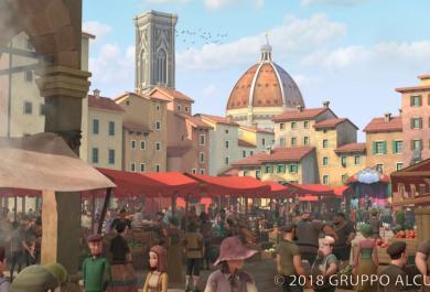 Leonardo Da Vinci: arriva il film d'animazione dedicato al grande artista