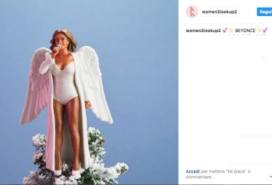 Anche Adele, Serena Williams e Beyoncé sull'albero di Natale!