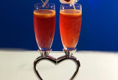 Amore infinito a Monte Carlo per San Valentino