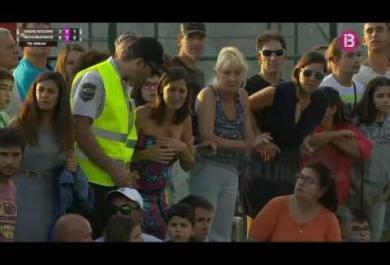 Nadal interrompe un match per  far sì che una madre ritrovi la figlia smarrita tra il pubblico