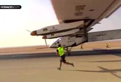 Il Solar Impulse completa il suo giro del mondo