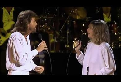 Barbra Streisand & Barry Gibb - Guilty