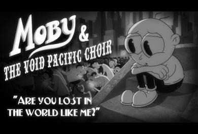 Moby vi fa riflettere sull'uso esagerato degli smartphone.: il video