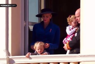 Tutte le immagini più emozionanti della Festa Nazionale Monegasca
