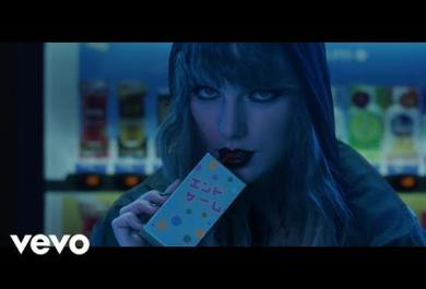Anche Ed Sheeran nel nuovo video di Taylor Swift. Guarda la clip!