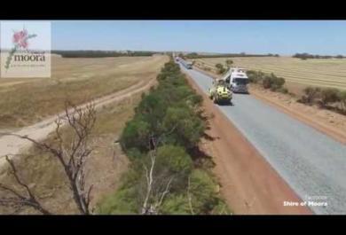 In Australia le strade si fanno così: il video virale