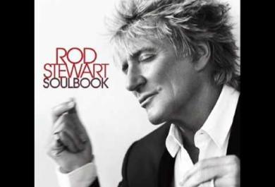 Rod Stewart featuring Stevie Wonder - My cherie amour