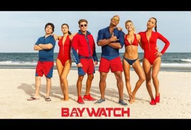 Baywatch ritorna con un nuovo cast. Guarda il trailer
