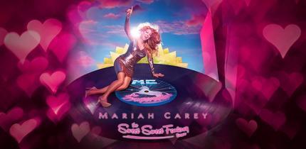 Festeggia San Valentino… con RMC e Mariah Carey!