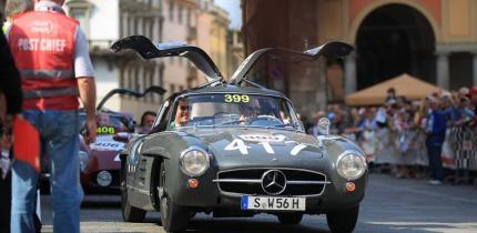 Tradizione e Innovazione si incontrano dal 19 al 22 maggio grazie a Mercedes-Benz
