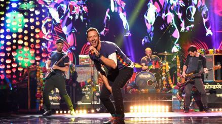 """Coldplay: """"Music Of The Spheres"""" è l'album più venduto dell'anno nel Regno Unito"""