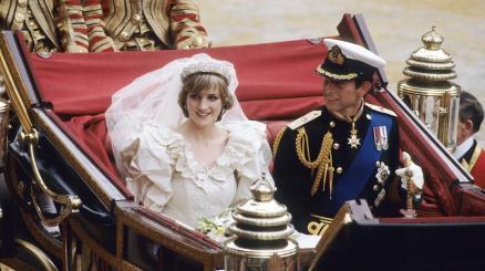Matrimonio di Carlo e Diana: va all'asta una fetta della loro torta nuziale!