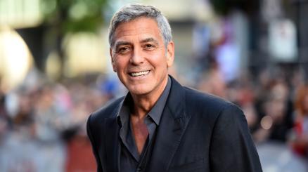 Ecco il George Clooney che non vi sareste mai aspettati