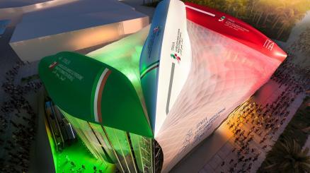 Expo2020 Dubai: il padiglione Italia presentato in anteprima a Matera