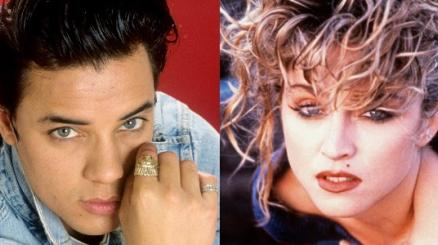 Madonna dà l'ultimo addio a Nick Kamen. E il suo cuore è straziato