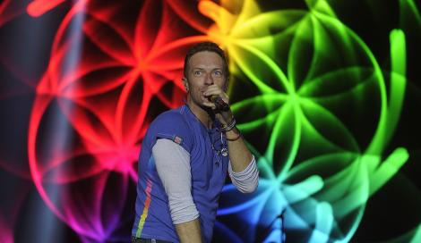 I Coldplay entusiasmano Glastonbury