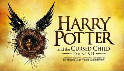 Harry Potter e la Maledizione dell'Erede. L'ottavo libro della saga a settembre in Italia.