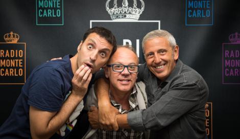 Tanto brio, allegria e molte novità: torna il morning show di Radio Monte Carlo