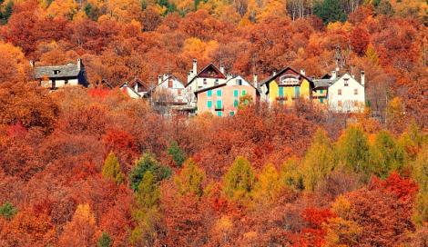 L'autunno regala spettacoli naturali in Italia: ecco le foto più belle